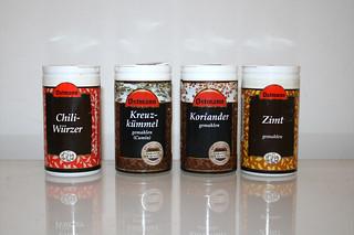 13 - Zutat Gewürze / Ingredient spices