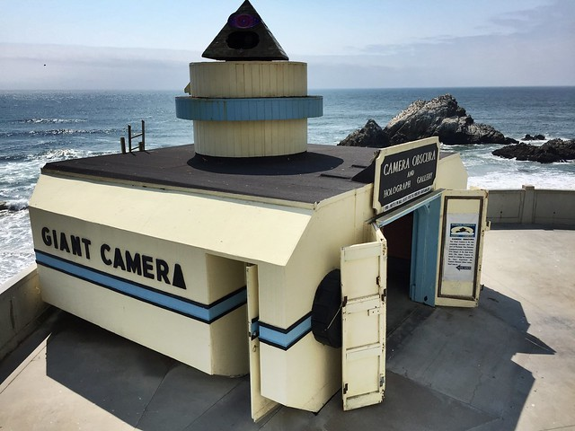 Giant Camera Obscura