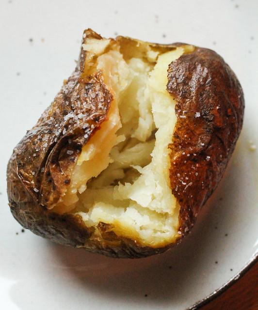 "Instant Pot ""Baked"" Potatoes"