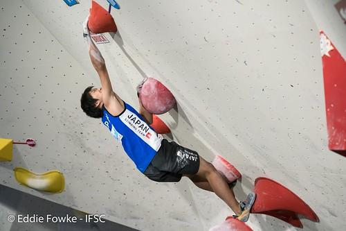 IFSC Youth World Championships Innsbruck 2017