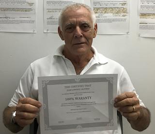Juan Lorenzo Alfonso Reviews Municipal Credit Service Corp - Limpiar el Credito