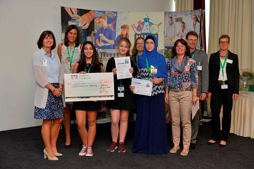Realschulwettbewerb NANU?! | 2017 Biberach