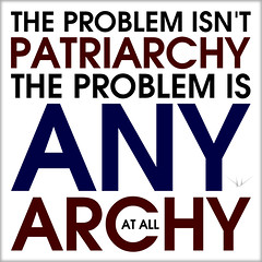 The Problem is ANY -Archy