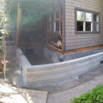 Residential Room Addition Foundation In Davis