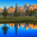Schwabacher's Landing Sunrise (Grand Teton NP) by Kᵉⁿ Lᵃⁿᵉ