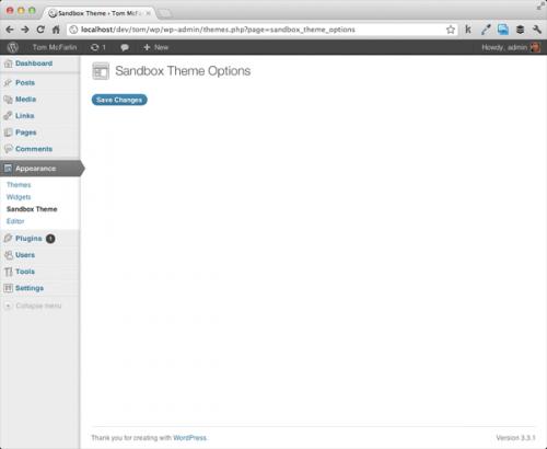 How you can use the menu via the WordPress API