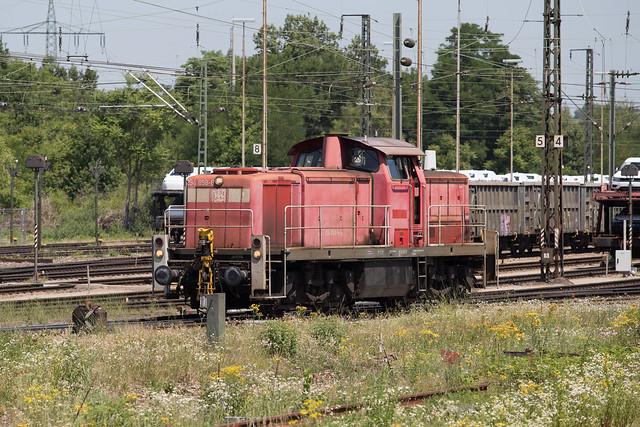 DB 294 858 Weil am Rhein