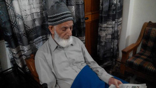 Syed Ali Gilani Discharged from Hospital