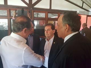 Por empregos, Paulinho da Força, sindicalistas e empresários vão a Brasilía
