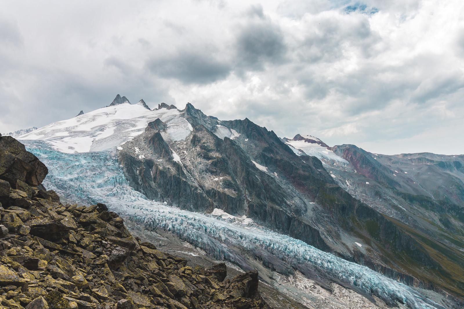 Tour du Mont Blanc 2017