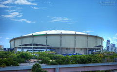 Tropicana Field - St. Petersburg, Florida