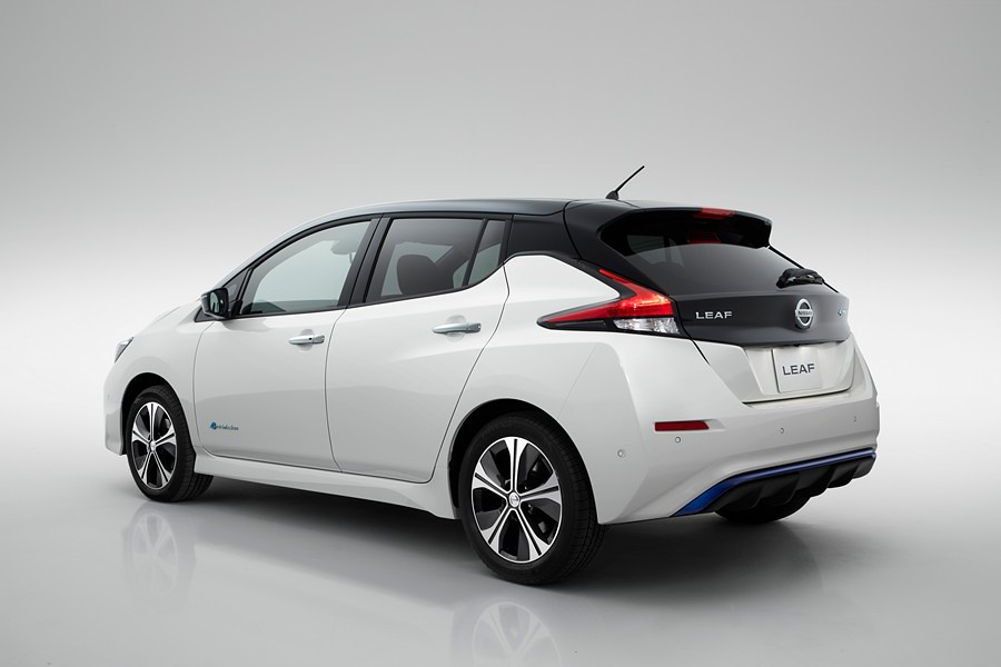New Nissan Leaf G 40