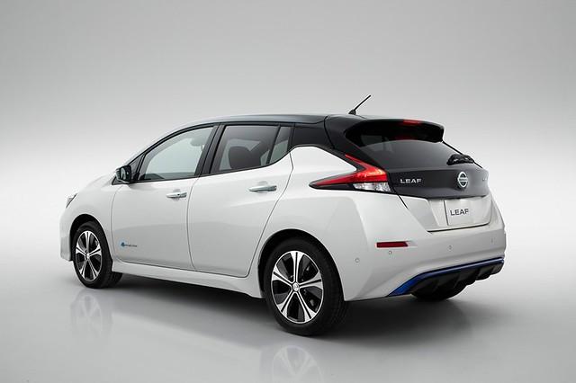 New Nissan Leaf G 40