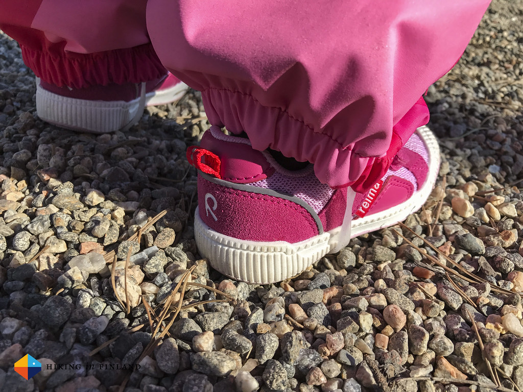 Reima Kids Shoes Knappe