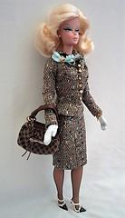 Tweed Indeed Barbie Doll