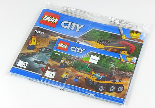 LEGO City Jungle 60161 Jungle Exploration Site 03