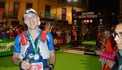 Causidis šestnáctý na Ultra Pirineu ve Španělsku