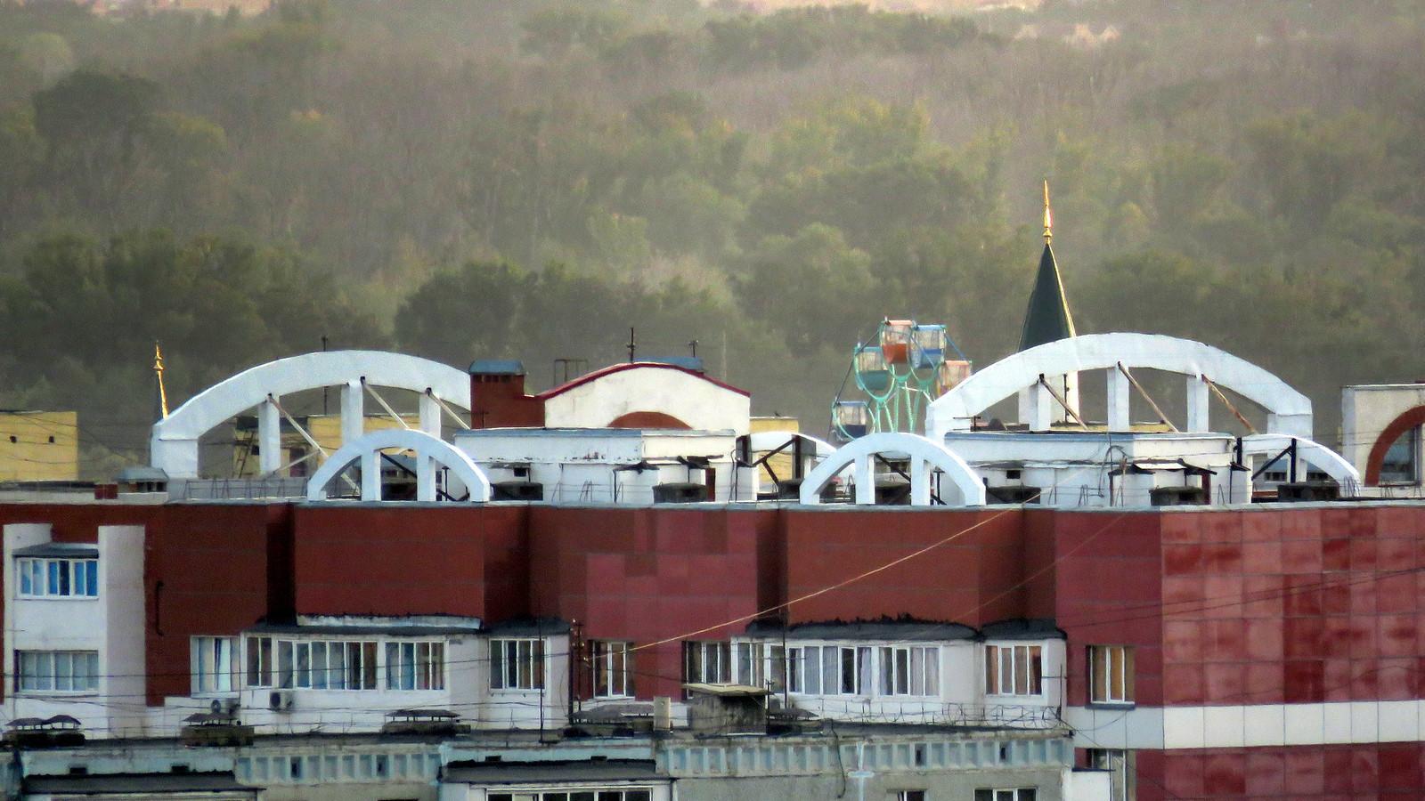 Две мечети гребешки и колесо1