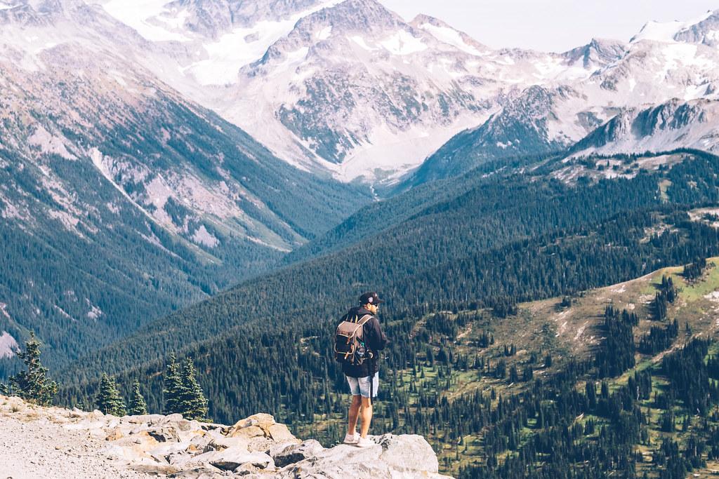 Exploring Whistler