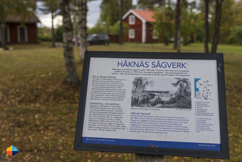 Håknäs Sågverk