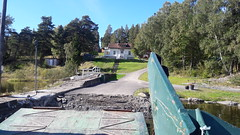 Entrada a Utøya