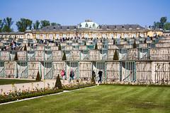 Potsdam and Sanssouci 2017