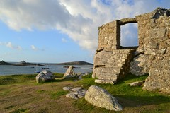 King Charles's Castle, Tresco, Scilly Isles