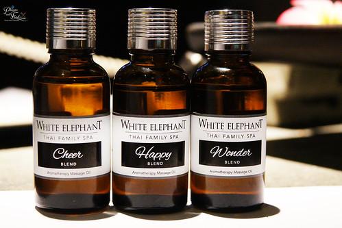 white elephant essential oils