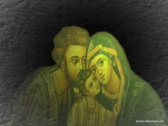 Marie et l'enfant Jésus - Mary and the Child Jesus (3)