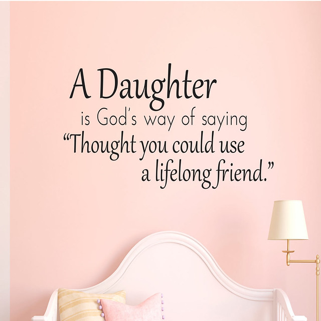 Daughter's Day Wall Sticker and Decals