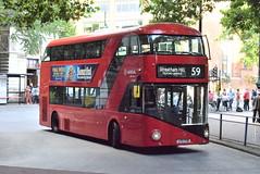 AL LT738 @ London Euston bus station