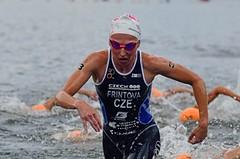 Reprezentanti bojovali na finále ITU World Triathlon Series. Nejlepší z Čechů byla Frintová na 22. místě