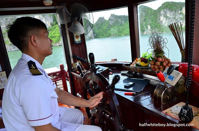 halfwhiteboy - halong bay cruise 27