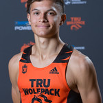Josh Ogilvie, WolfPack Cross Country Running