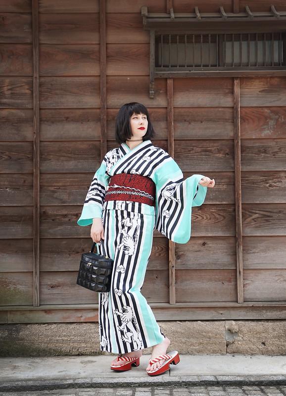 SALZ Tokyo Yukata