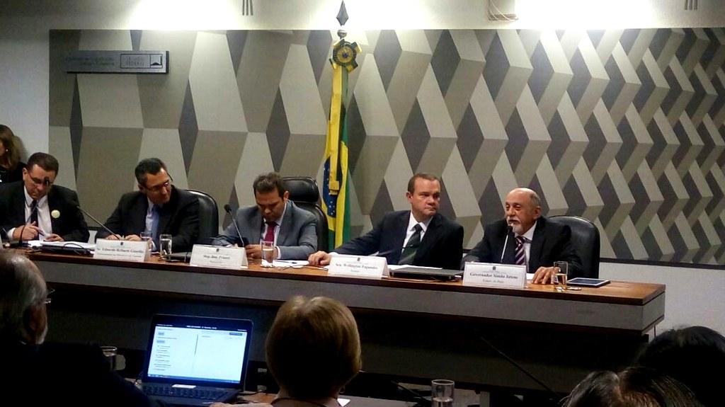 Jatene cobra em Brasília regulamentação urgente da Lei Kandir