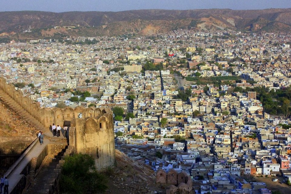 Vibrant Jaipur photo blog