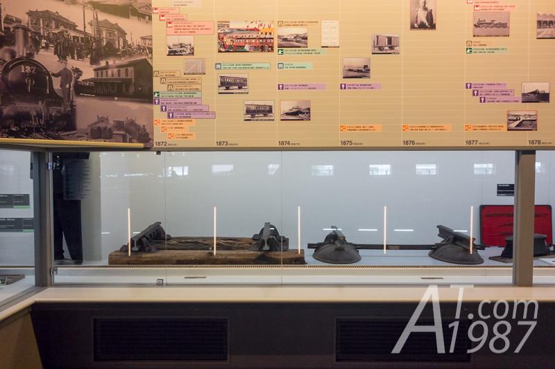 THE RAILWAY MUSEUM - Railway History Chronological Table