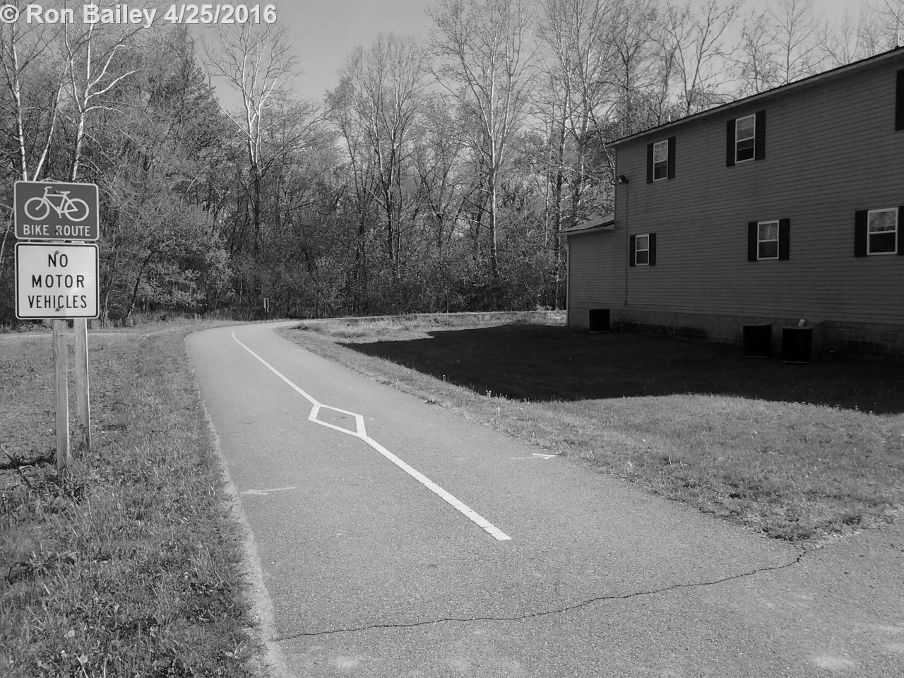 Bikepath Walk 4-24-16 28 BW