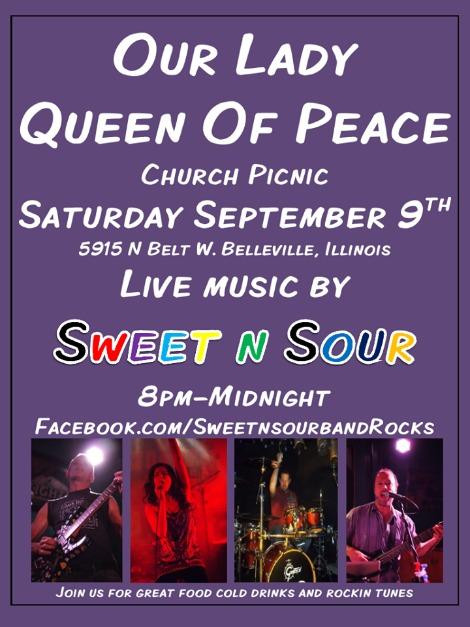 Sweet n Sour 9-9-17
