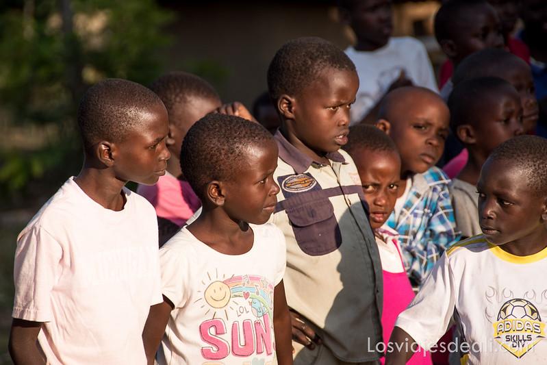 Lago Victoria orfanato de Rusinga