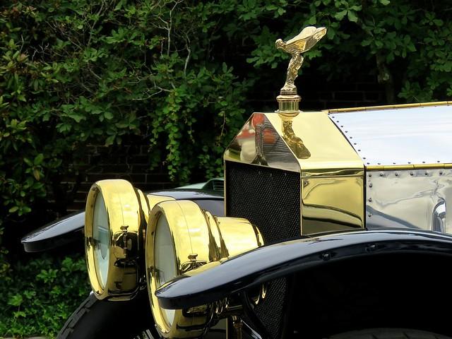 1914 Rolls Royce Silver Ghost Misselwood 12