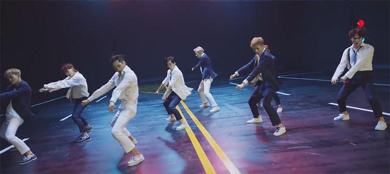 Ko Ko Bop Challenge berdasarkan gerakan dance EXO dalam lagu Ko Ko Bop.