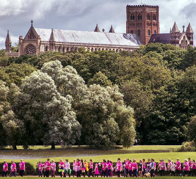 Race for Life, St Albans