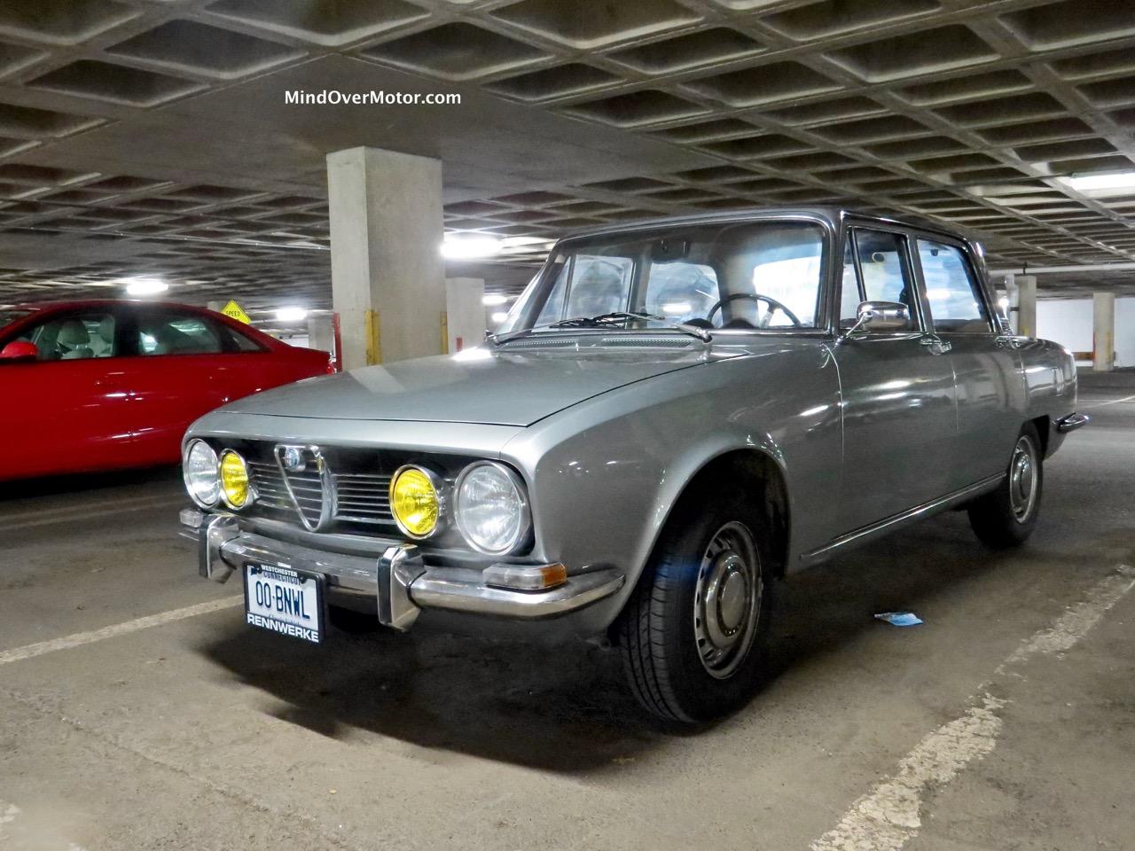 Alfa 1750 Front