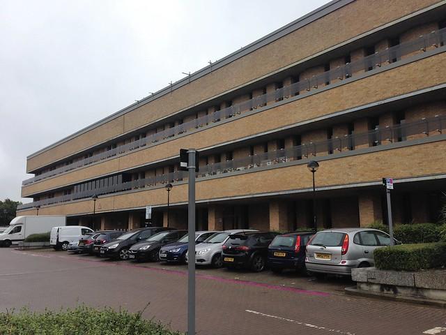 Office building, Milton Keynes
