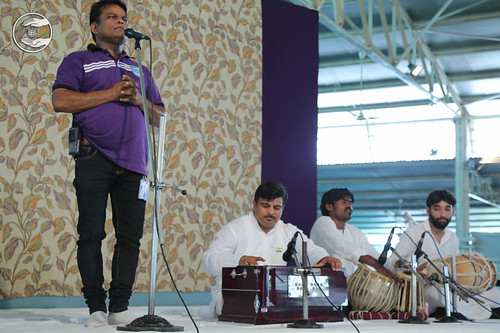 Devotional song by Ajay Kumar from Sant Nirankari Colony, Delhi