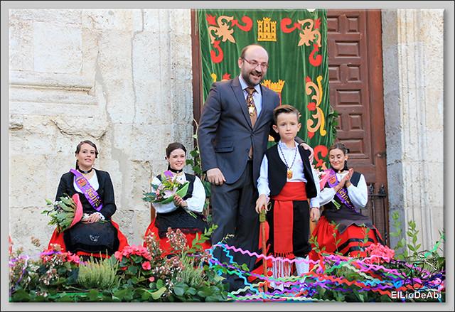#BriviescaFiestas17 Lectura del pregón y Proclamación de las Reinas (25)