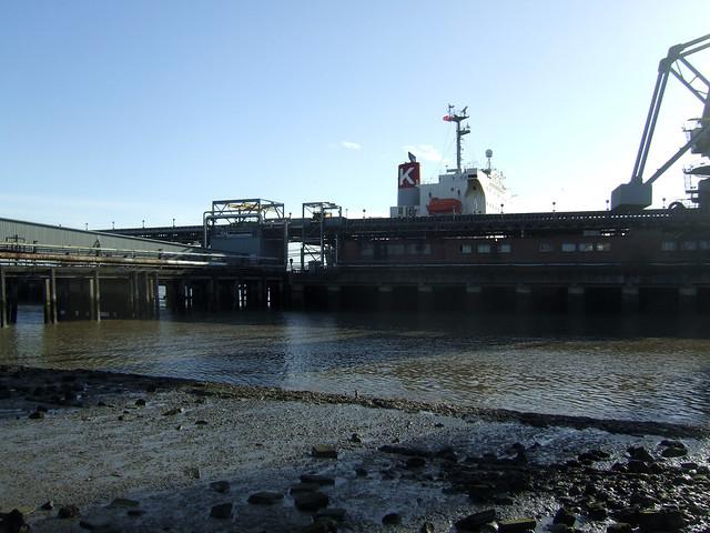 Tilbury Cruise terminal