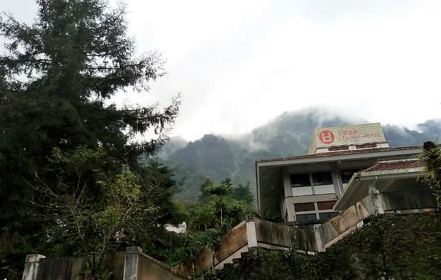 溪頭的山嵐 (1)